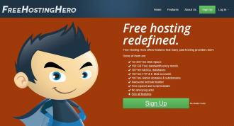 Free Hosting Hero