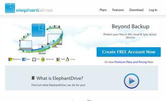 ElephantDrive